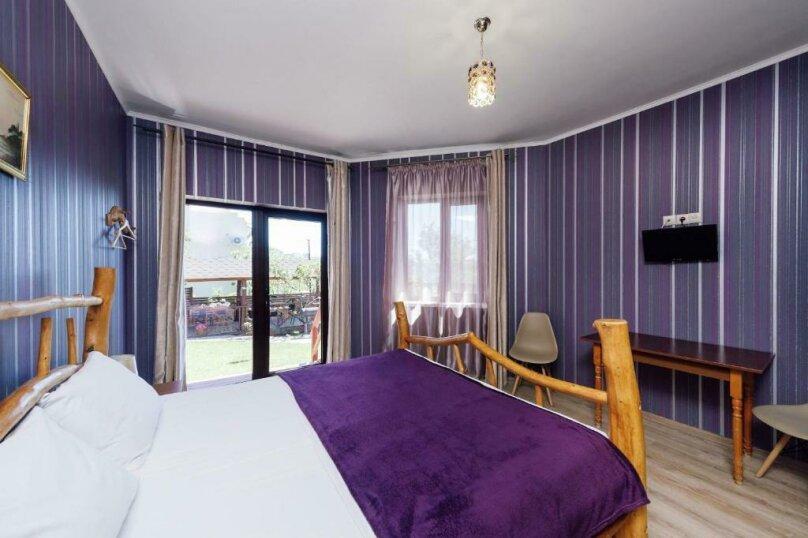 Двухместный номер с 1 кроватью, Абрикосовая улица, 15, Севастополь - Фотография 1