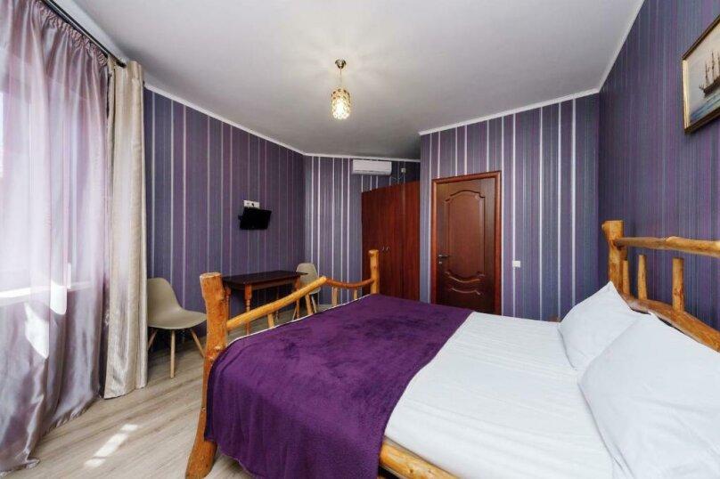 Двухместный номер с 1 кроватью, Абрикосовая улица, 15, Севастополь - Фотография 3