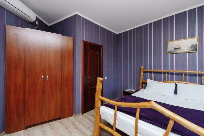 Двухместный номер с 1 кроватью, Абрикосовая улица, 15, Севастополь - Фотография 4