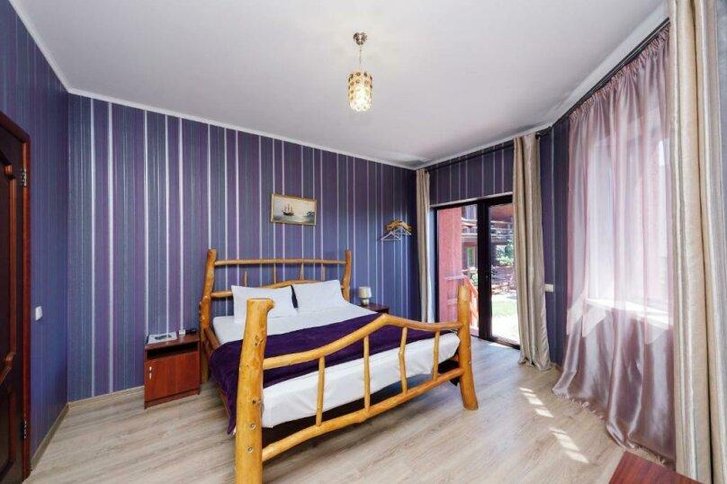 Двухместный номер с 1 кроватью, Абрикосовая улица, 15, Севастополь - Фотография 5