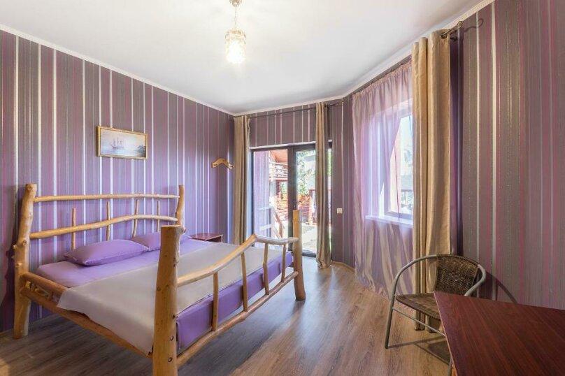 Двухместный номер с 1 кроватью, Абрикосовая улица, 15, Севастополь - Фотография 7