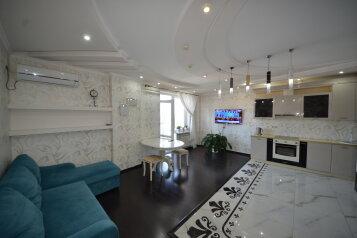 3-комн. квартира, 110 кв.м. на 7 человек, улица Просвещения, 84, Адлер - Фотография 1