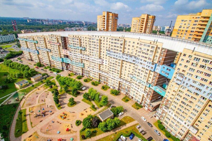 """Апарт-отель """"Второй ярус"""", улица Комарова, 2к3 на 3 номера - Фотография 3"""