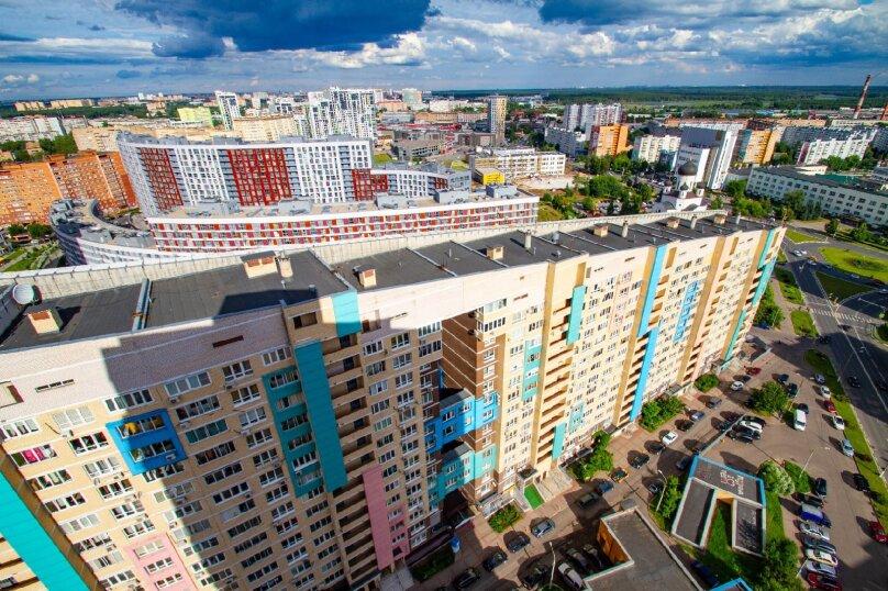 """Апарт-отель """"Второй ярус"""", улица Комарова, 2к3 на 3 номера - Фотография 5"""