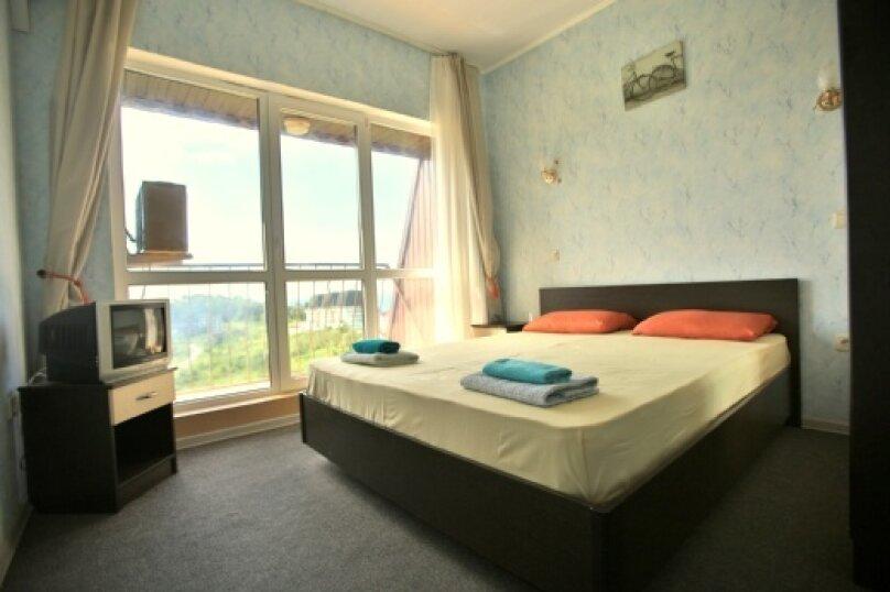 Стандарт двухместный с 1 двуспальной кроватью, Огородный переулок, 89, Вардане - Фотография 1