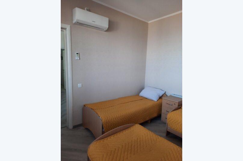 Домик на море №3, 53 кв.м. на 6 человек, 2 спальни, Прибрежная улица 19 км Судакского шоссе, 24а, Сатера - Фотография 4