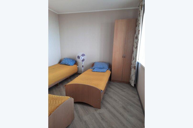 Домик на море №3, 53 кв.м. на 6 человек, 2 спальни, Прибрежная улица 19 км Судакского шоссе, 24а, Сатера - Фотография 7