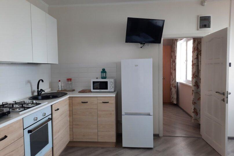 Домик на море №3, 53 кв.м. на 6 человек, 2 спальни, Прибрежная улица 19 км Судакского шоссе, 24а, Сатера - Фотография 11