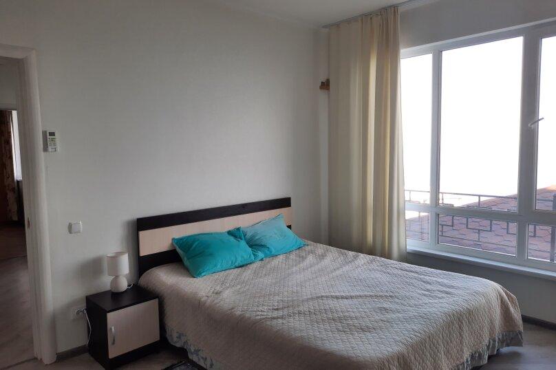 Домик на море №3, 53 кв.м. на 6 человек, 2 спальни, Прибрежная улица 19 км Судакского шоссе, 24а, Сатера - Фотография 13