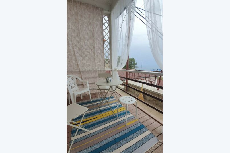 Домик на море №3, 53 кв.м. на 6 человек, 2 спальни, Прибрежная улица 19 км Судакского шоссе, 24а, Сатера - Фотография 15