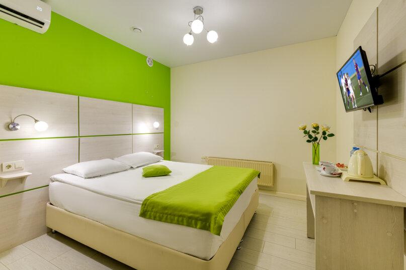 Двухместный номер с 1 кроватью без окна, улица Большая Ордынка, 59с2, Москва - Фотография 1