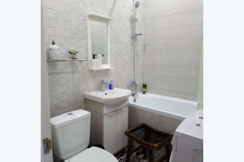 1-комн. квартира, 42 кв.м. на 3 человека, улица Челнокова, 17к1, Севастополь - Фотография 2