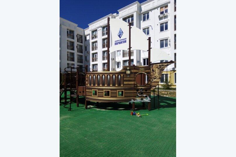 1-комн. квартира, 42 кв.м. на 3 человека, улица Челнокова, 17к1, Севастополь - Фотография 4