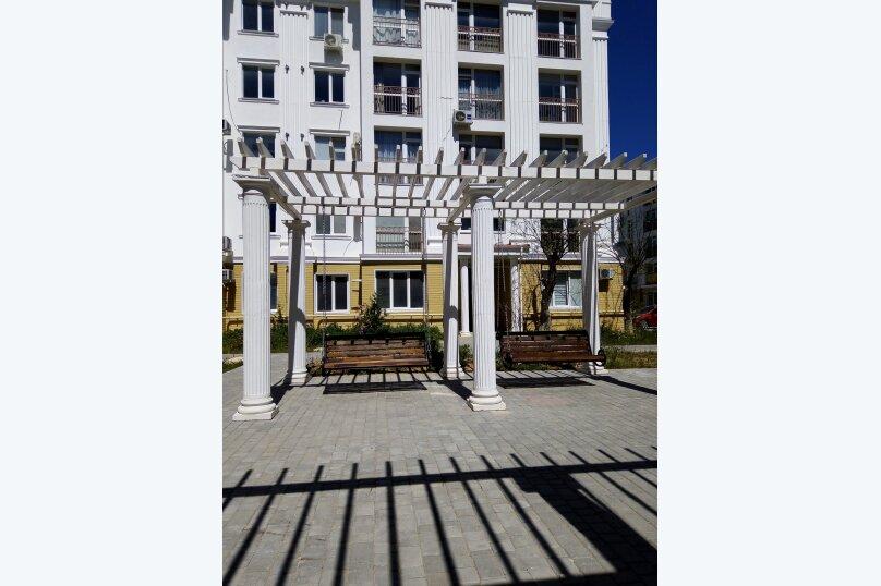1-комн. квартира, 42 кв.м. на 3 человека, улица Челнокова, 17к1, Севастополь - Фотография 7