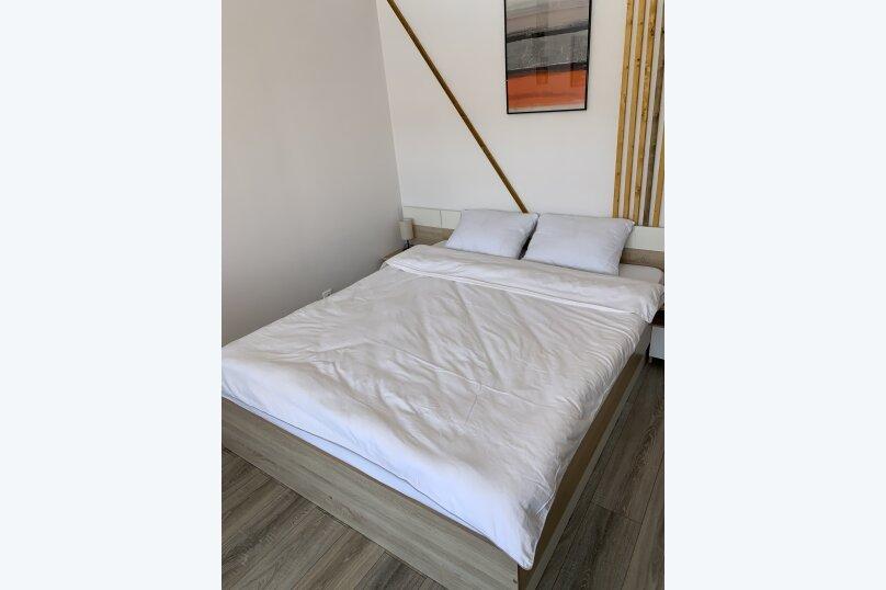 1-комн. квартира, 34 кв.м. на 4 человека, Мирная улица, 11к1, село Сукко - Фотография 3