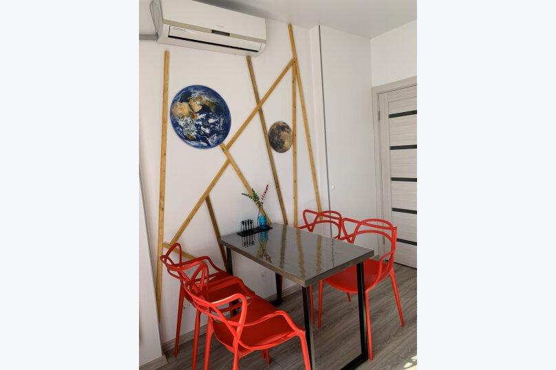 1-комн. квартира, 34 кв.м. на 4 человека, Мирная улица, 11к1, село Сукко - Фотография 24