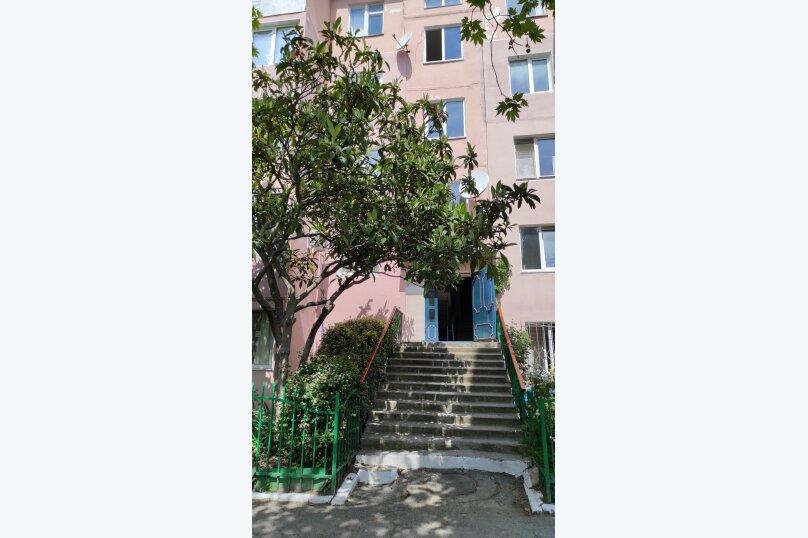 1-комн. квартира, 32 кв.м. на 4 человека, улица Сурикова, 4, Алупка - Фотография 24