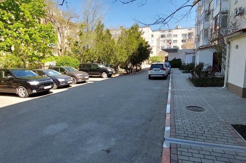2-комн. квартира, 57 кв.м. на 5 человек, Колхозный переулок, 7А, Феодосия - Фотография 9