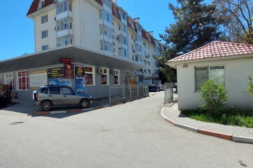 2-комн. квартира, 57 кв.м. на 5 человек, Колхозный переулок, 7А, Феодосия - Фотография 11