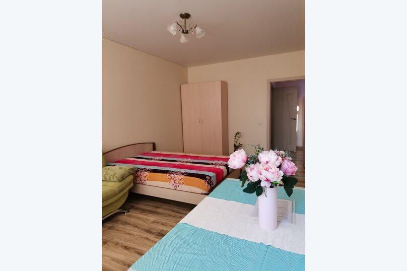 1-комн. квартира, 43 кв.м. на 5 человек, Флотская улица, 9, Калининград - Фотография 3