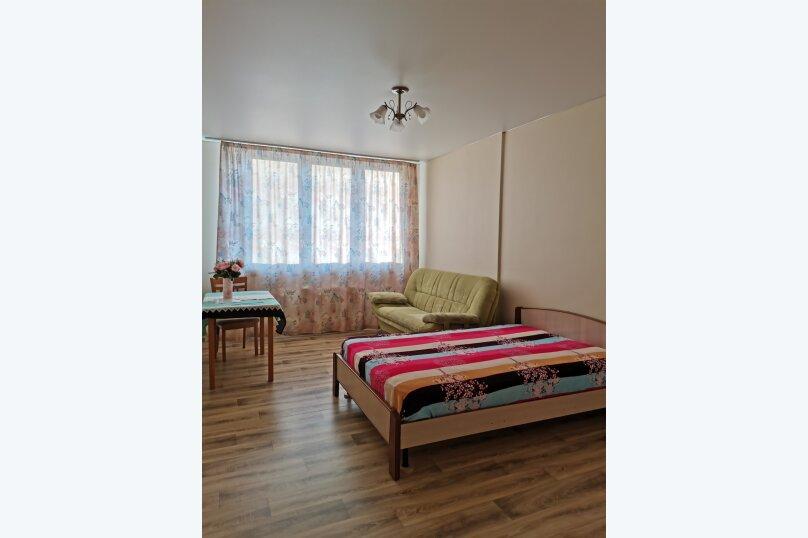 1-комн. квартира, 43 кв.м. на 5 человек, Флотская улица, 9, Калининград - Фотография 4