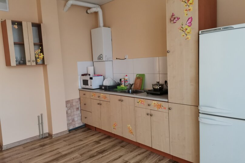 1-комн. квартира, 43 кв.м. на 5 человек, Флотская улица, 9, Калининград - Фотография 8