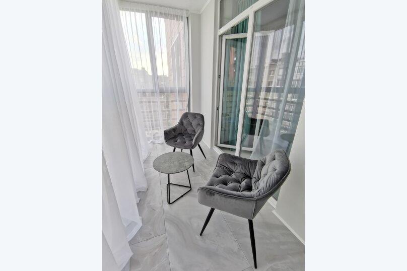 1-комн. квартира, 37 кв.м. на 4 человека, улица 9 Апреля, 88А, Калининград - Фотография 16