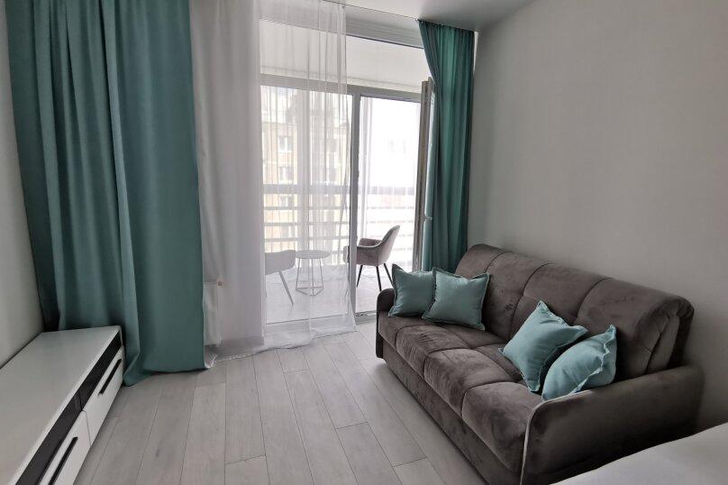 1-комн. квартира, 37 кв.м. на 4 человека, улица 9 Апреля, 88А, Калининград - Фотография 17