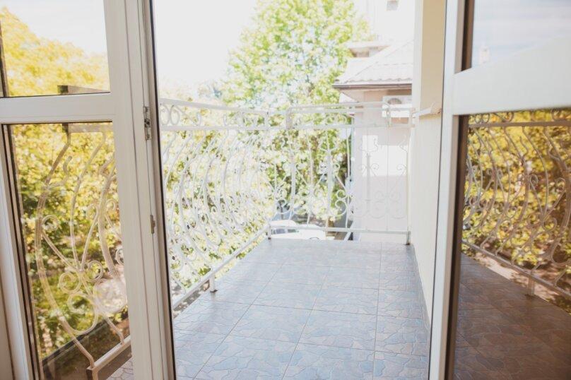 Двухкомнатный номер Люкс с балконом, улица Победы, 72/1, Лазаревское - Фотография 12