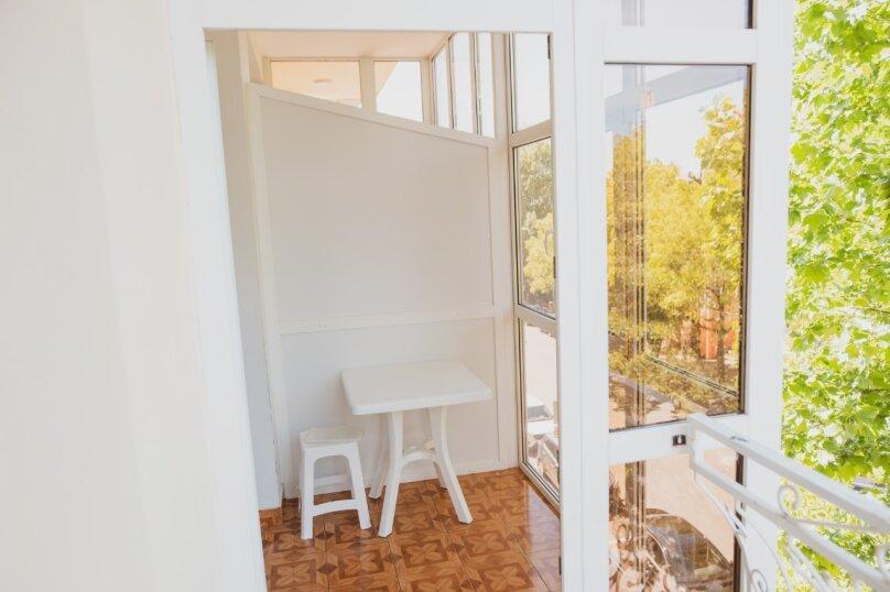 Двухкомнатный номер Люкс с балконом, улица Победы, 72/1, Лазаревское - Фотография 13