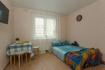 1-комн. квартира, 18 кв.м. на 2 человека, Бурнаковская улица, 111, Нижний Новгород - Фотография 1