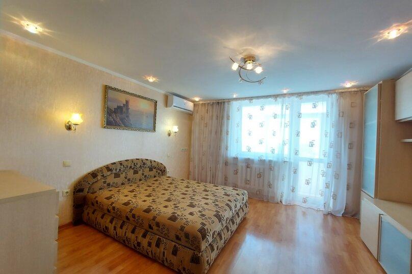 2-комн. квартира, 56 кв.м. на 4 человека, улица Чапаева, 87, Евпатория - Фотография 2