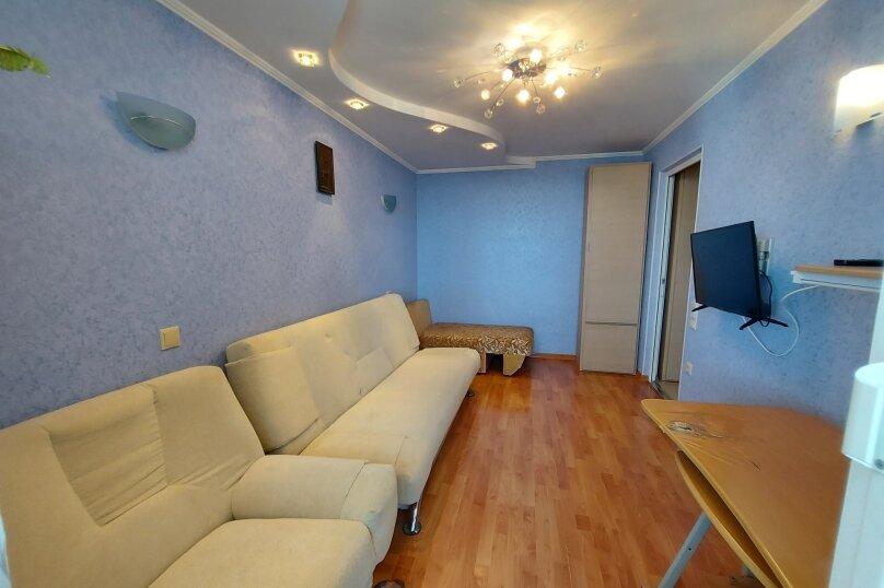 2-комн. квартира, 56 кв.м. на 4 человека, улица Чапаева, 87, Евпатория - Фотография 3