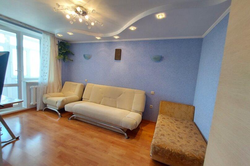 2-комн. квартира, 56 кв.м. на 4 человека, улица Чапаева, 87, Евпатория - Фотография 4