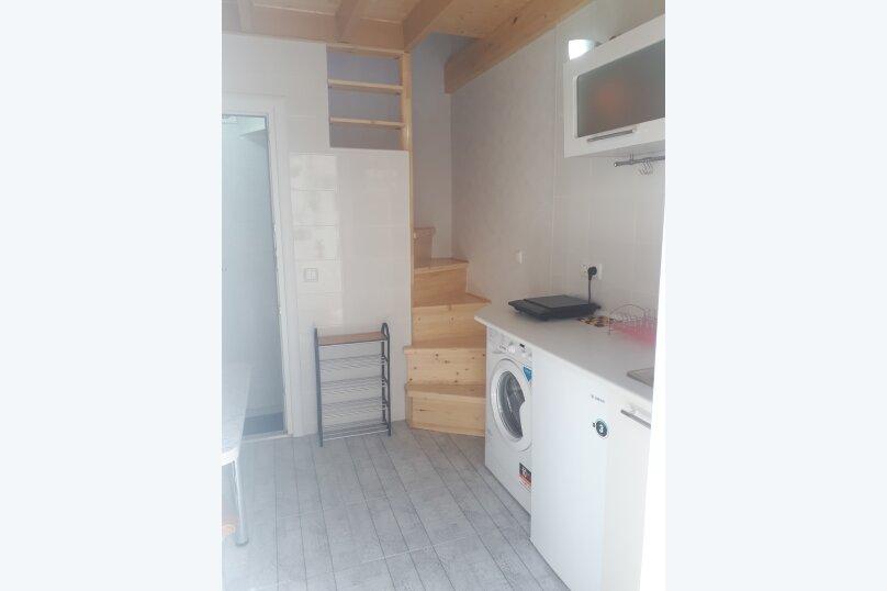 Дом, 15 кв.м. на 2 человека, 1 спальня, Дувановская улица, 13, Евпатория - Фотография 6