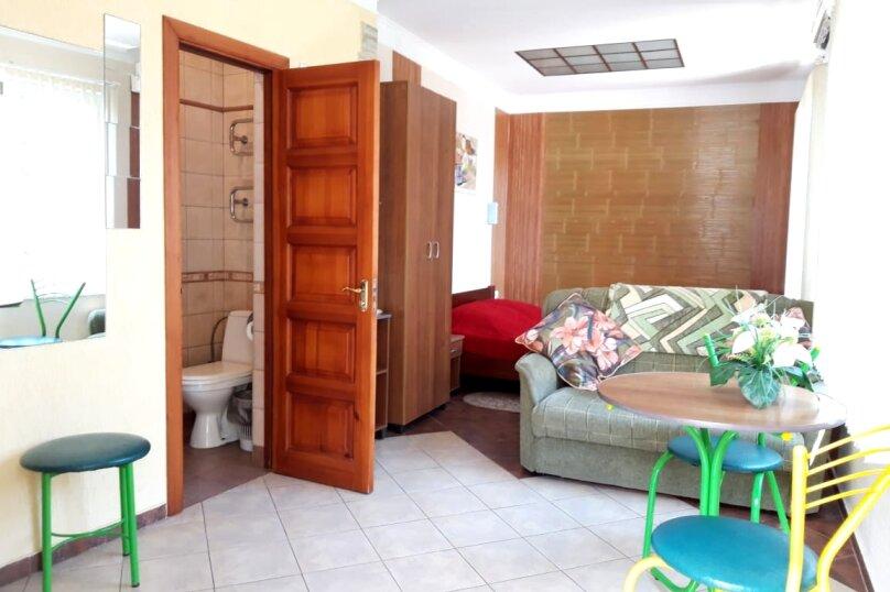 Коттедж у моря на улице Дражинского., 25 кв.м. на 2 человека, 1 спальня, улица Дражинского, 7, Ялта - Фотография 18