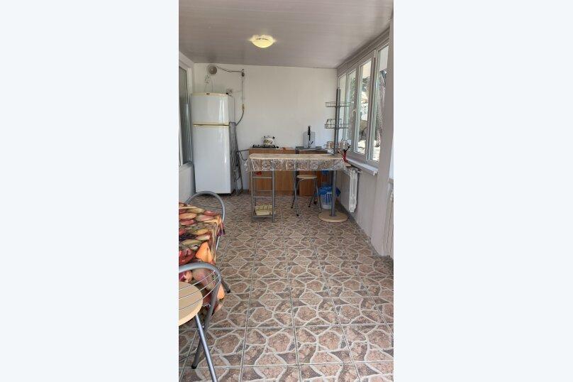 Отдых в Крыму, Гурзуф 2-я половинка верхний дом, 140 кв.м. на 4 человека, 2 спальни, Пролетарская улица, 19, Гурзуф - Фотография 15