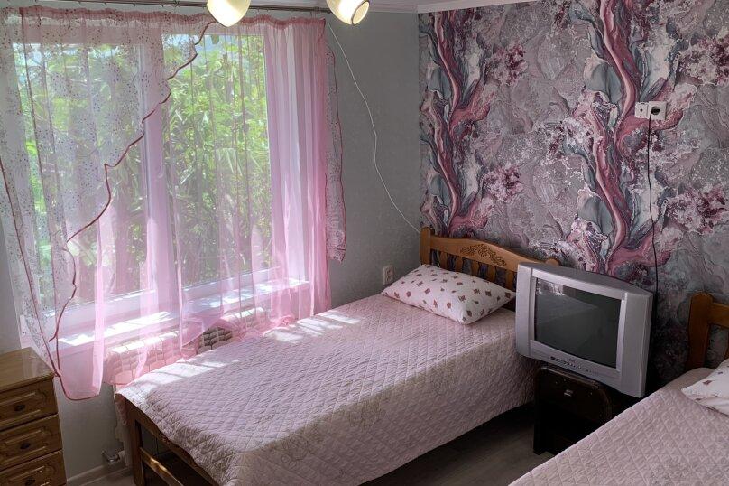 Отдых в Крыму, Гурзуф 2-я половинка верхний дом, 140 кв.м. на 4 человека, 2 спальни, Пролетарская улица, 19, Гурзуф - Фотография 17