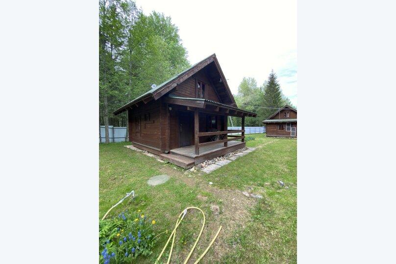 Двухэтажный коттедж, деревня Жалыбня, 24, Осташков - Фотография 1