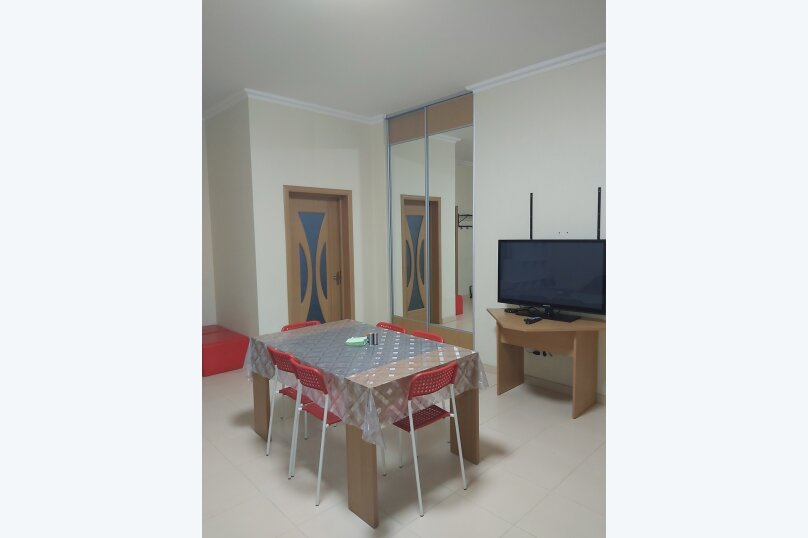 2-комн. квартира, 65 кв.м. на 6 человек, улица Сеченова, 18, Ялта - Фотография 5