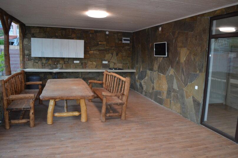 Дом, 186 кв.м. на 9 человек, 4 спальни, Молодёжная , 12А, село Веселое - Фотография 37