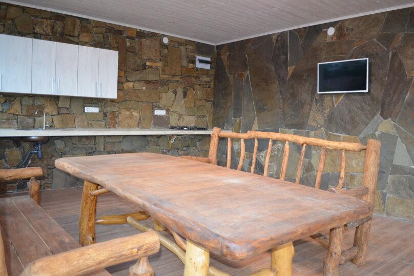 Дом, 186 кв.м. на 9 человек, 4 спальни, Молодёжная , 12А, село Веселое - Фотография 38