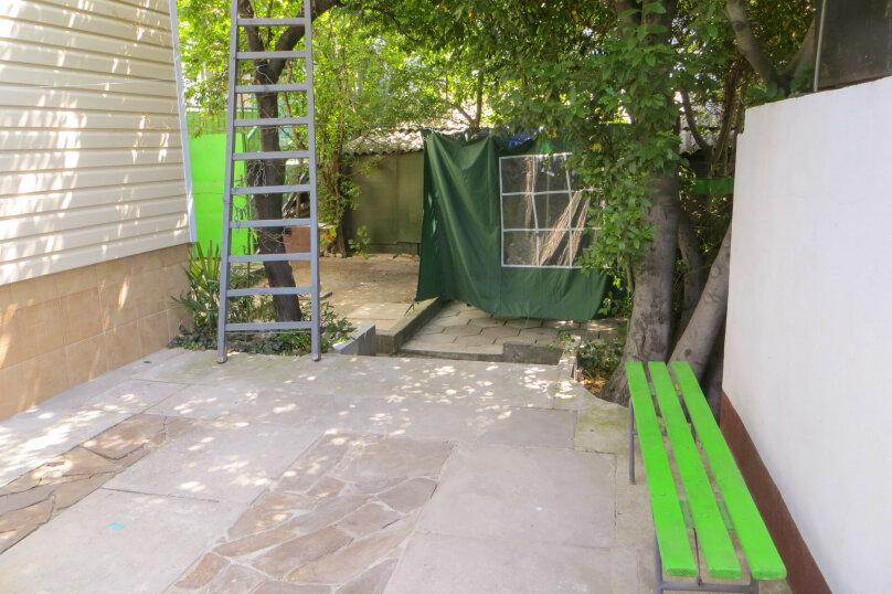 Лавровый дворик, 28 кв.м. на 3 человека, 1 спальня, Пролетарская улица, 7, Гурзуф - Фотография 24