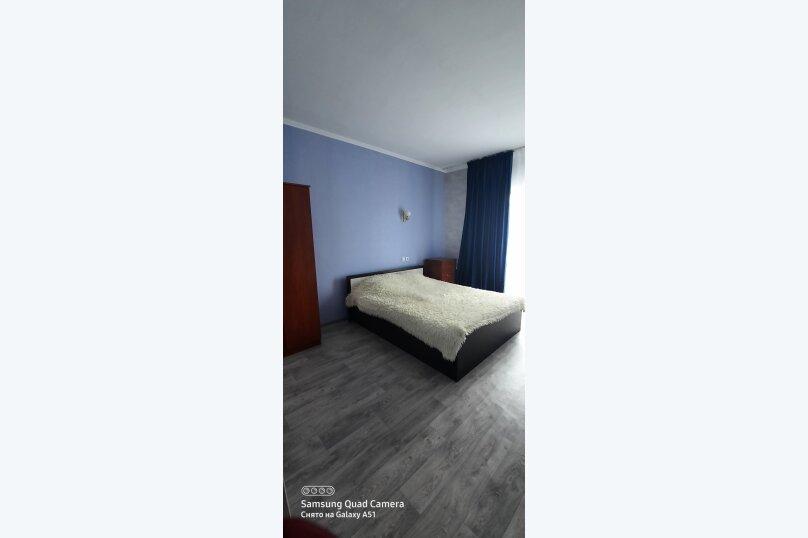 Двухместный номер с одной кроватью (1 этаж с выходом на террасу), Виноградная улица, 5, Новофёдоровка, Саки - Фотография 2