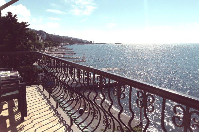 гостевой дом у моря на улице Дражинского,7, 55 кв.м. на 4 человека, 2 спальни, улица Дражинского, 7, Ялта - Фотография 36