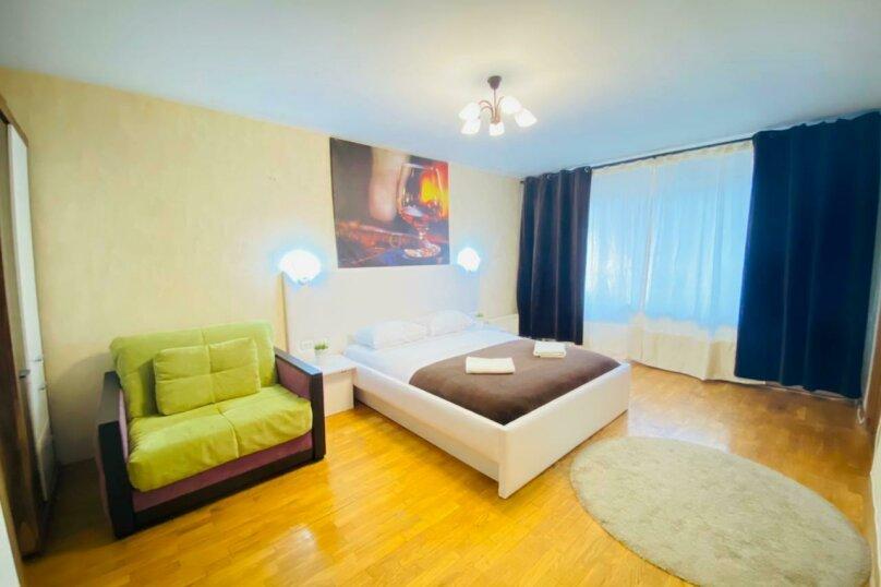 1-комн. квартира, 40 кв.м. на 2 человека, улица Грекова, 8, Москва - Фотография 13