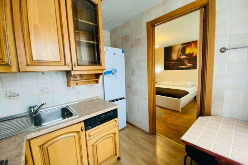 1-комн. квартира, 40 кв.м. на 2 человека, улица Грекова, 8, Москва - Фотография 21