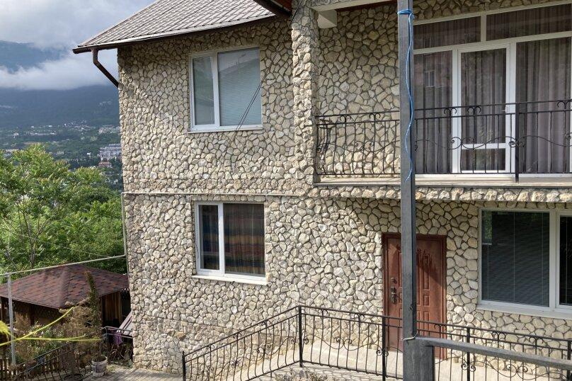 Дом, 154 кв.м. на 4 человека, 2 спальни, Сосновая улица, 23Б, Ялта - Фотография 1