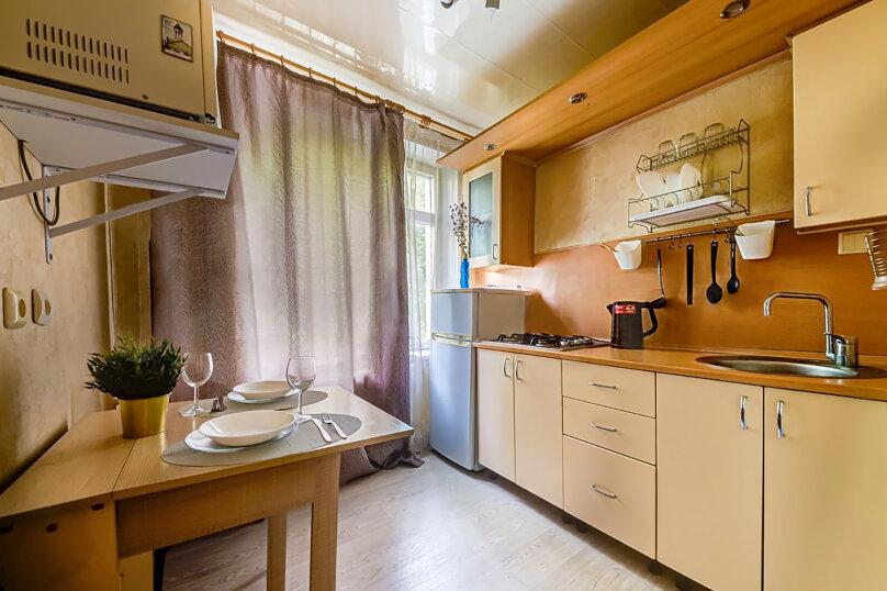 1-комн. квартира, 40 кв.м. на 2 человека, Волгоградский проспект, 141к2, Москва - Фотография 5