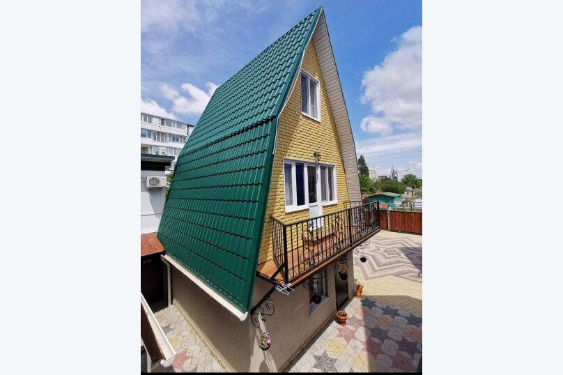Зелёный домик, улица И. Малышева, 46, Феодосия - Фотография 1